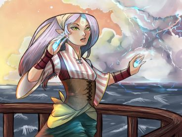 ship mage